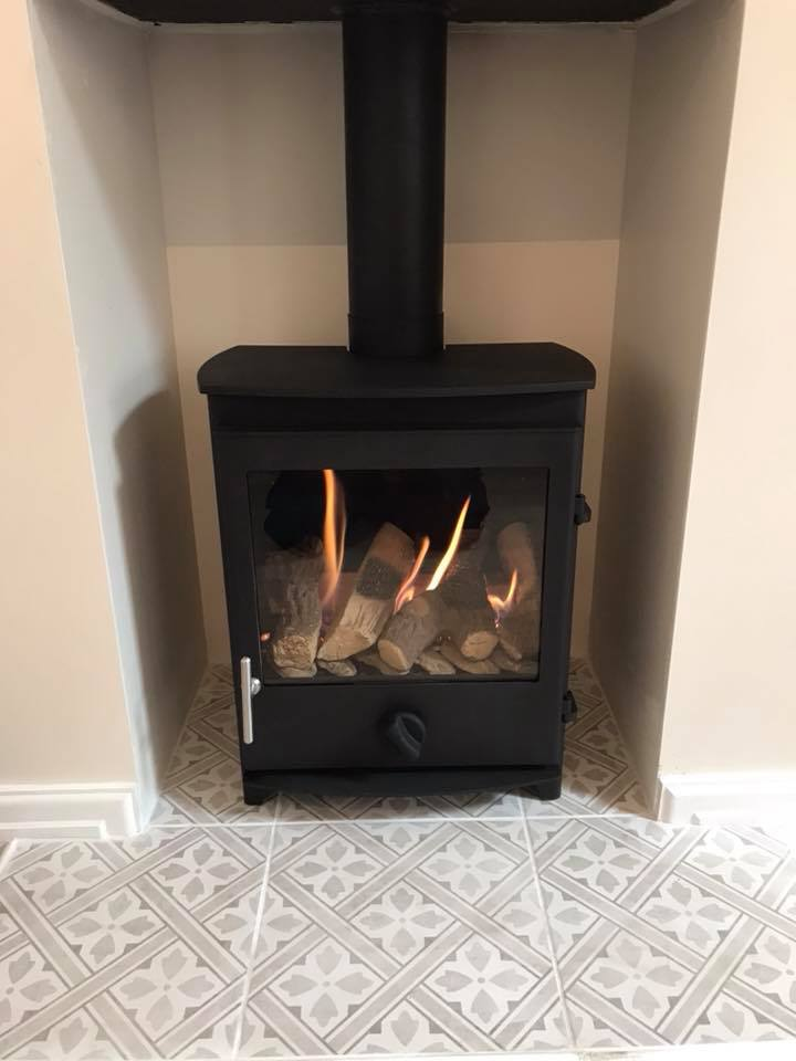 Gas Stove Paragon Installed In Sale Cheshire Stoves