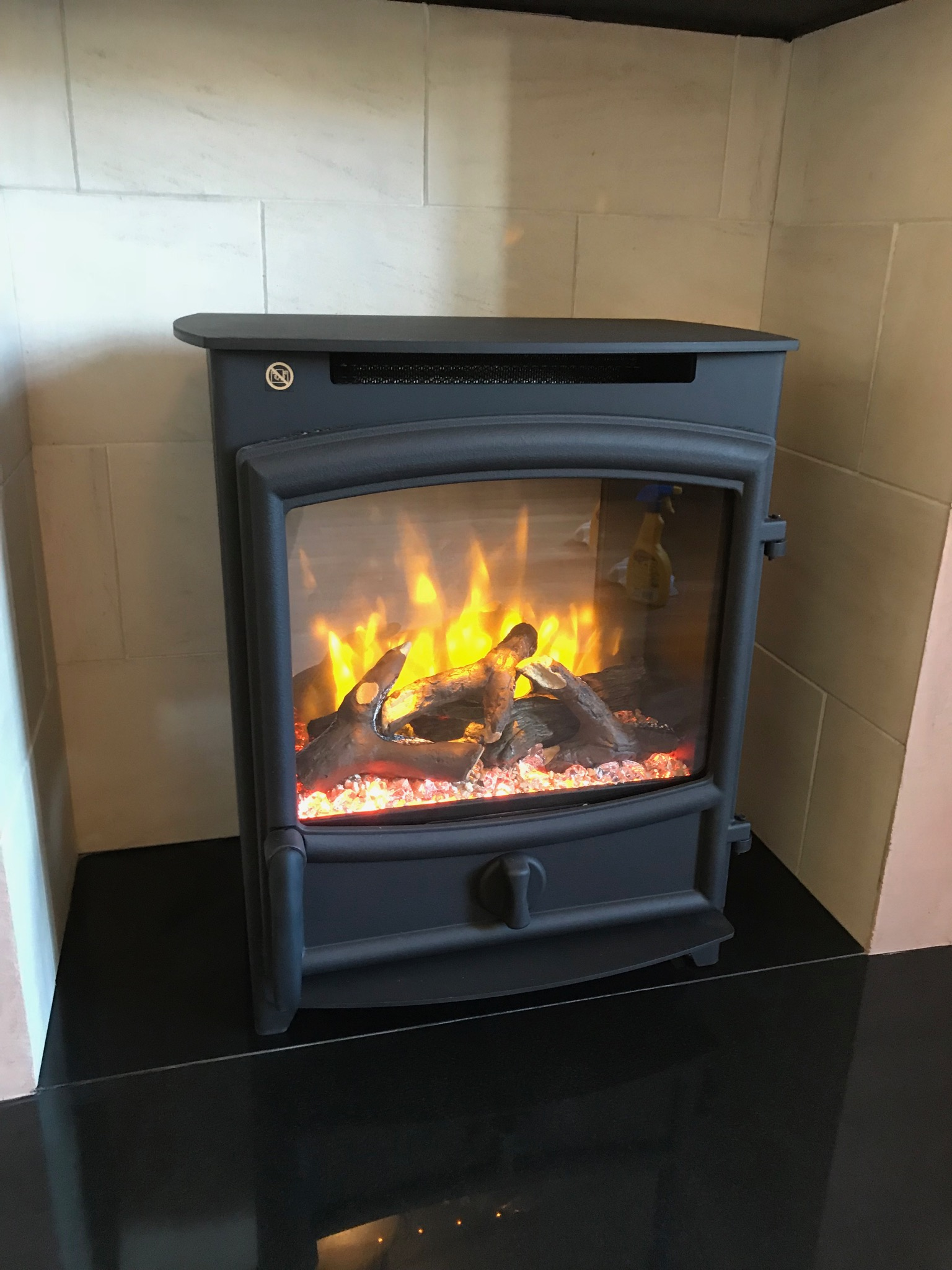 Fireline Electric Stove Cheshire Stoves And Fires